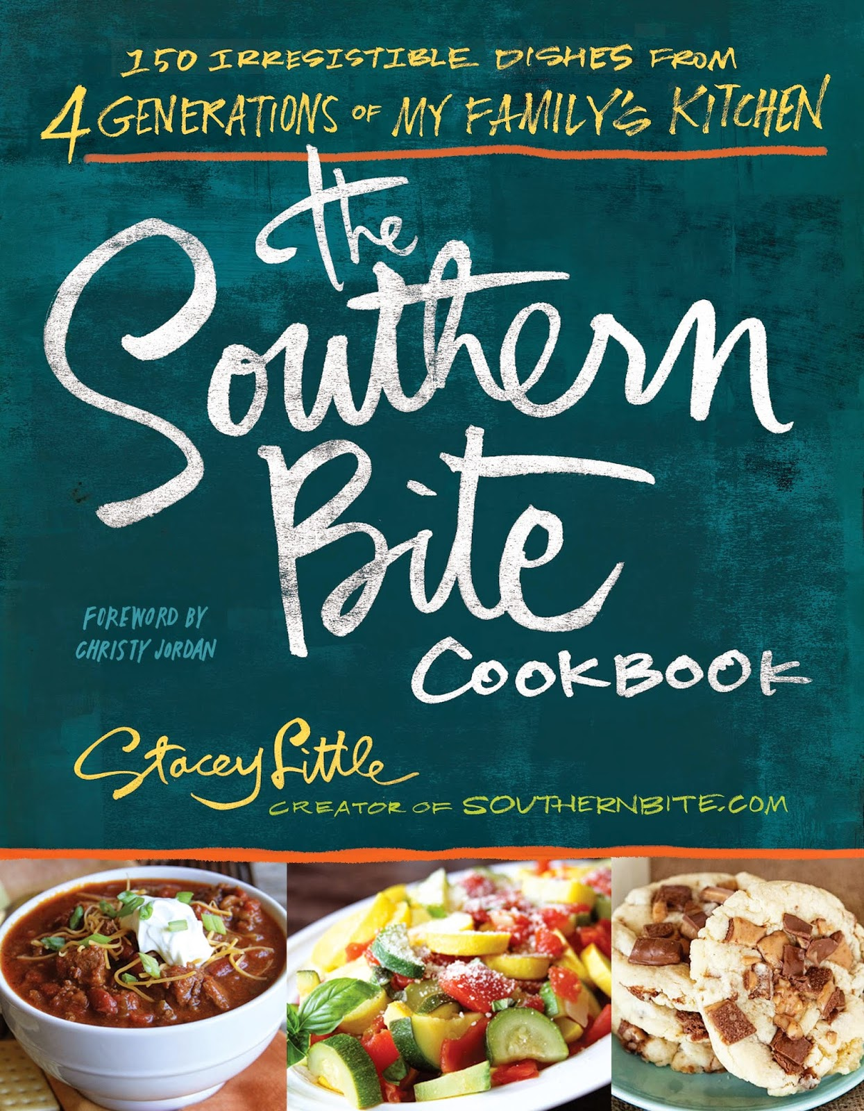 The South In Your Mouth- 4 Southern Cookbooks Reviewed