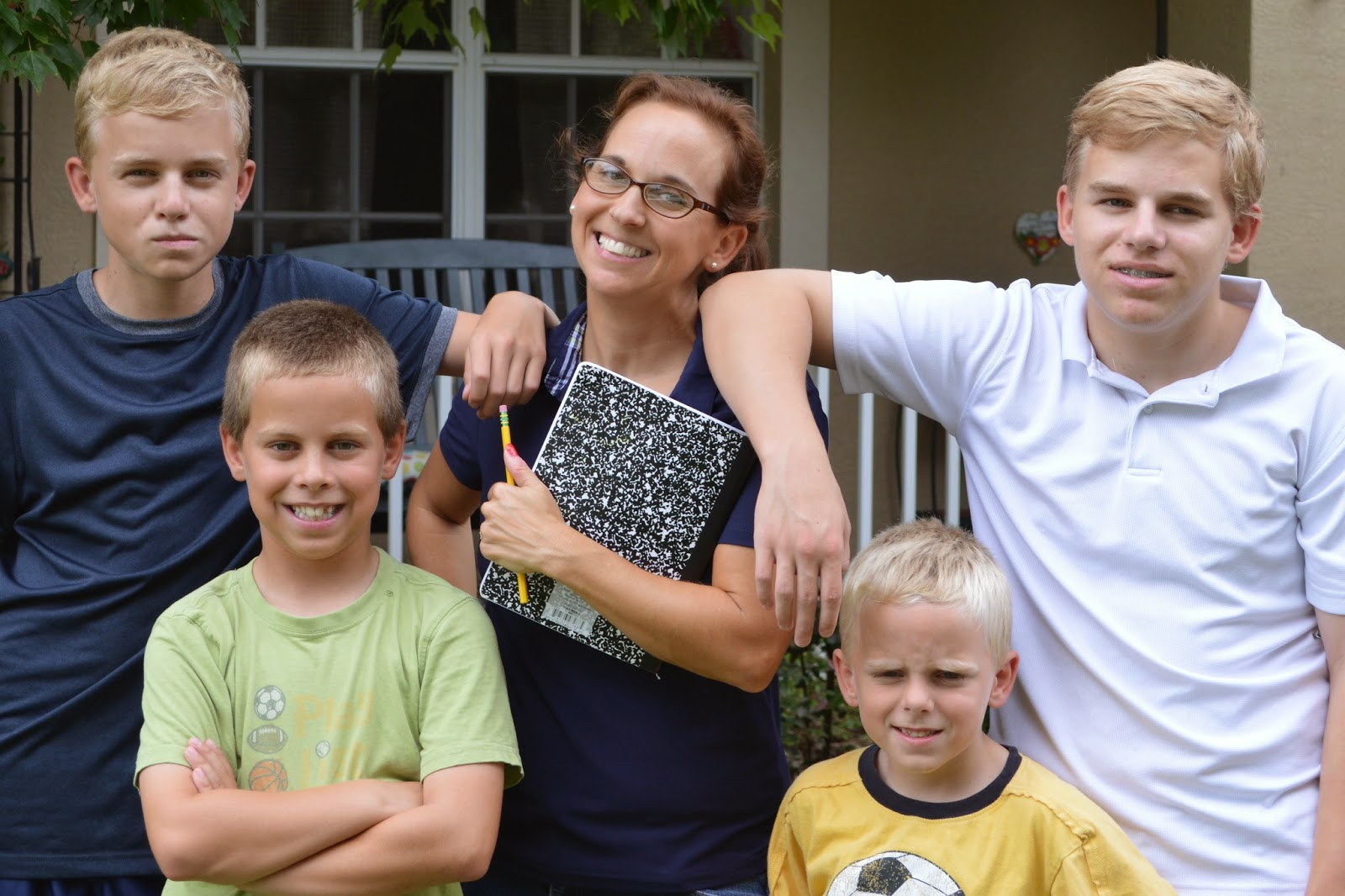 5 Ways I Will Be A Different School Mom This Year