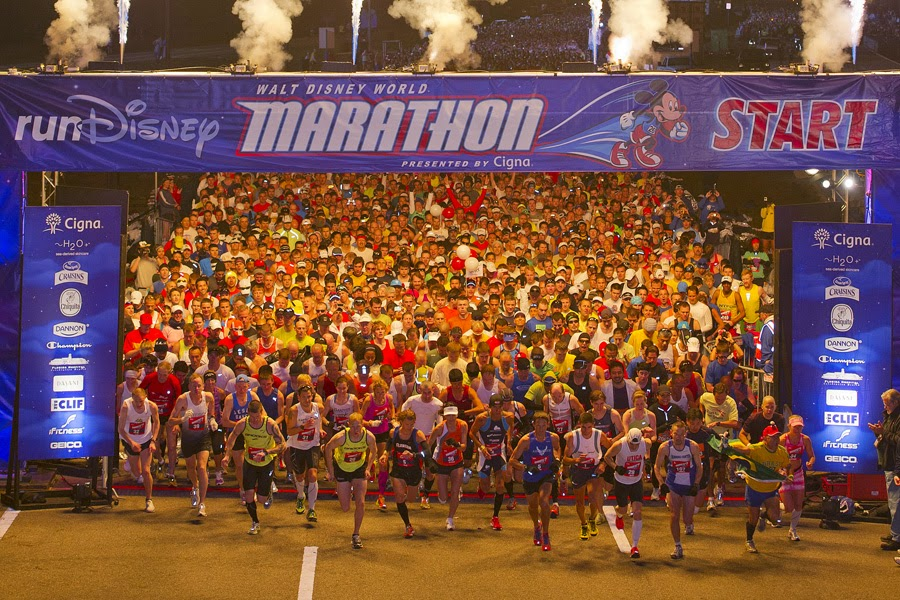 Disney Marathon Thoughts- You. Can. Do. This.