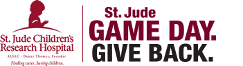 Hosting A Super Bowl Party? Make it a Game. Day. Give. Back. Party for St. Jude Children's Research Hospital