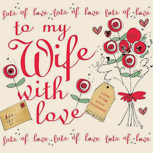 It is a photo of Comprehensive Printable Valentine Cards for Wife