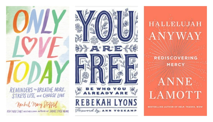 7 Books to Help You Find Joy, Grace, and Peace with Christ This Easter Season