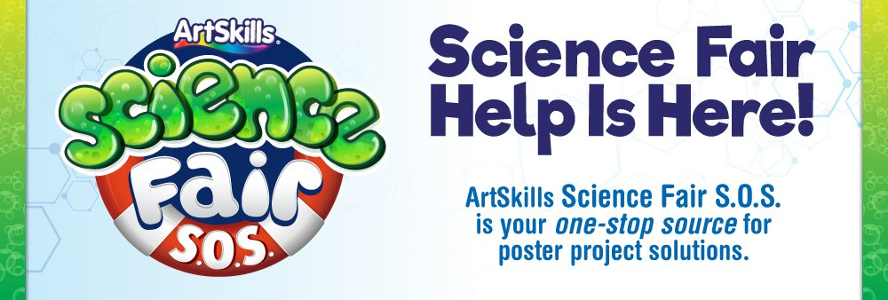 "Do the Words ""Science Fair"" Send You Into a Panic? No Worries, Because Science Fair S.O.S. Will Save Your Sanity"