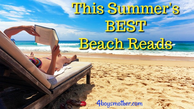 This Summer's Best New Books and Hot Beach Reads