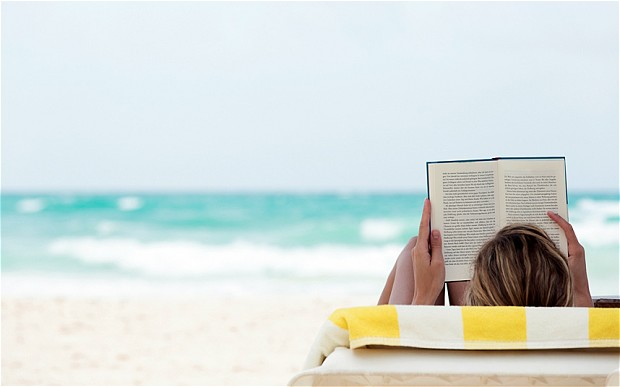 Spring Beach Reads (Or What to Read While Everything is Coronavirus Canceled!)